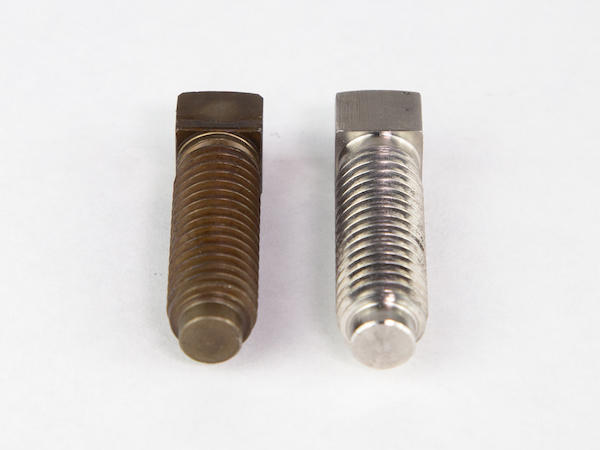 SINGLE CHAMBER CLAMPING BAR SCREWS